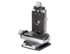 X-Y-Z Axis Leadscrew Drive Metric Stages