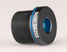 8mm Blue Series M12 μ-Video™ Imaging Lens