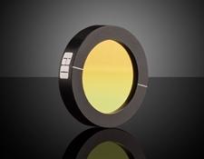 25mm Dia. BaF<sub>2</sub>, IR Holographic Wire Grid Polarizer, #62-770