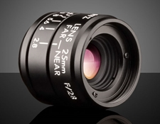 25mm Standard UV Fixed Focal Length Lens, #57-542