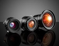 "Compact Fixed Focal Length Lenses for 1.1"" Sensors"