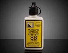 Norland Optical Adhesive NOA 88, 1 oz. Application Bottle, #14-841